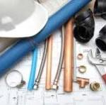 hard Plumbling kit for a water cooler